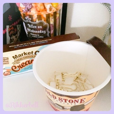 ♡Clip in COLD STONE Cup