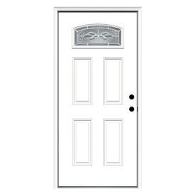 Exterior Doors Lowes Magnificent 9 Best Entry Doors  Lowes Images On Pinterest  Fiberglass Entry Inspiration