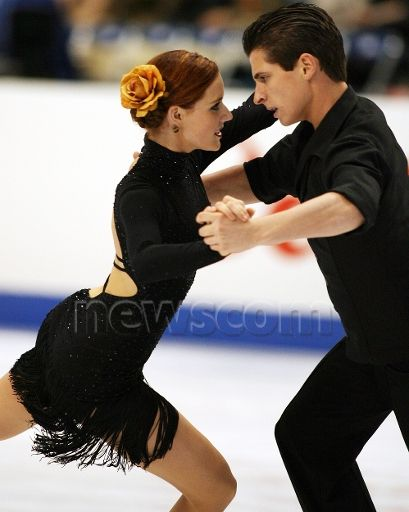 Tessa Virtue & Scott Moir, 2007 World Championships OD, Tango.