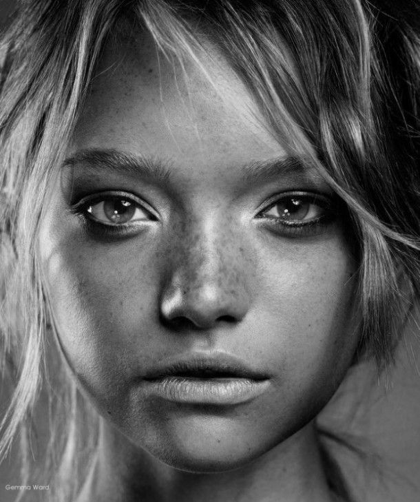 Beautiful Girl – by photographer Gilles Marie Zimmermann