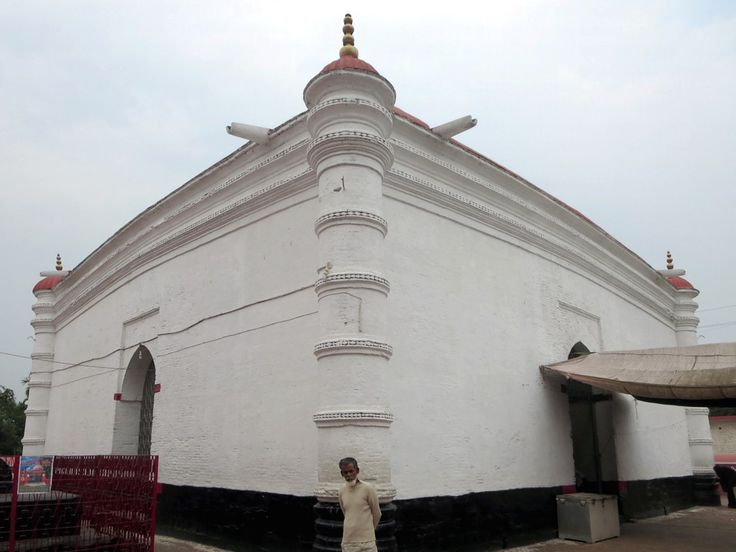 The Mausoleum of Khan-i-Janan holds the tomb of the 15th century founder of Bagerhat, Bangladesh.