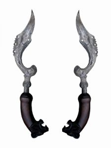 Kujang, traditional weapon of West Java