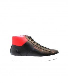 #Sconto del 40% su #Sneakers Trussardi Jeans in pelle nuova collezione