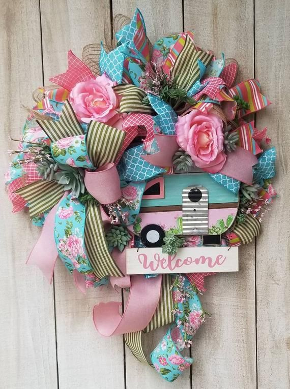 Succulent Wreath Floral Welcome Wreath for Door Welcome Wreath Welcome Succulent Wreath High End Wreath Floral Wreath Wreath for Door