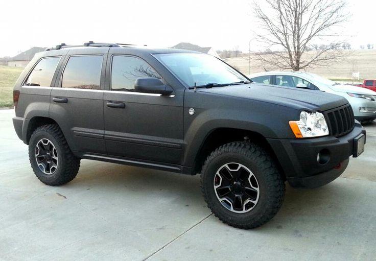 lifted 2005 jeep grand cherokee pictures | 2005 Jeep Grand Cherokee