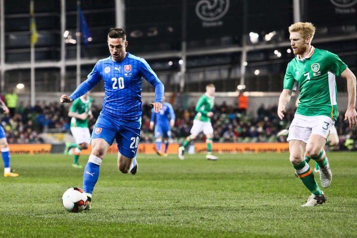 Slovensko - Írsko