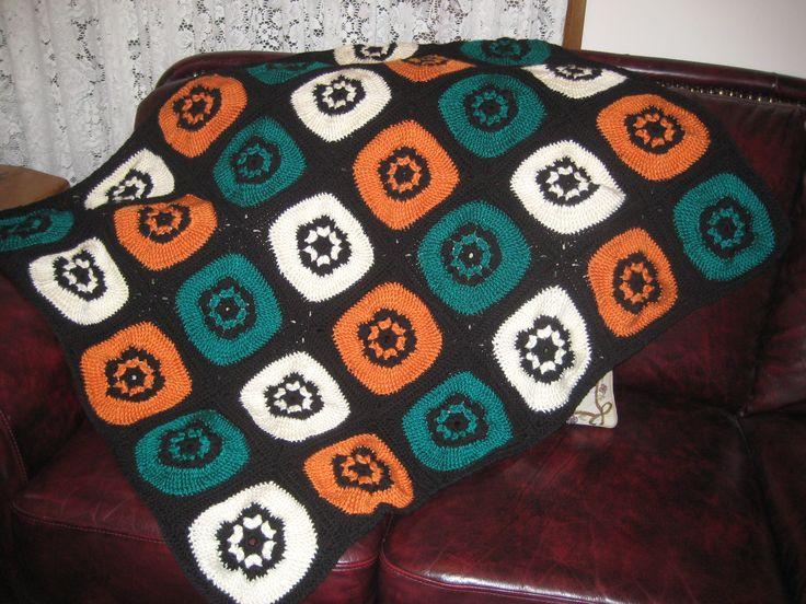 For Da crochet blanket