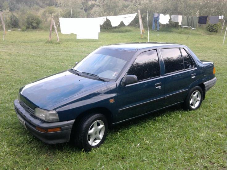 Daihatsu Charade Sedan Sg 1300 ,16 V-Año 1992-U$S 7.000  Colonia - Rosario  099770490