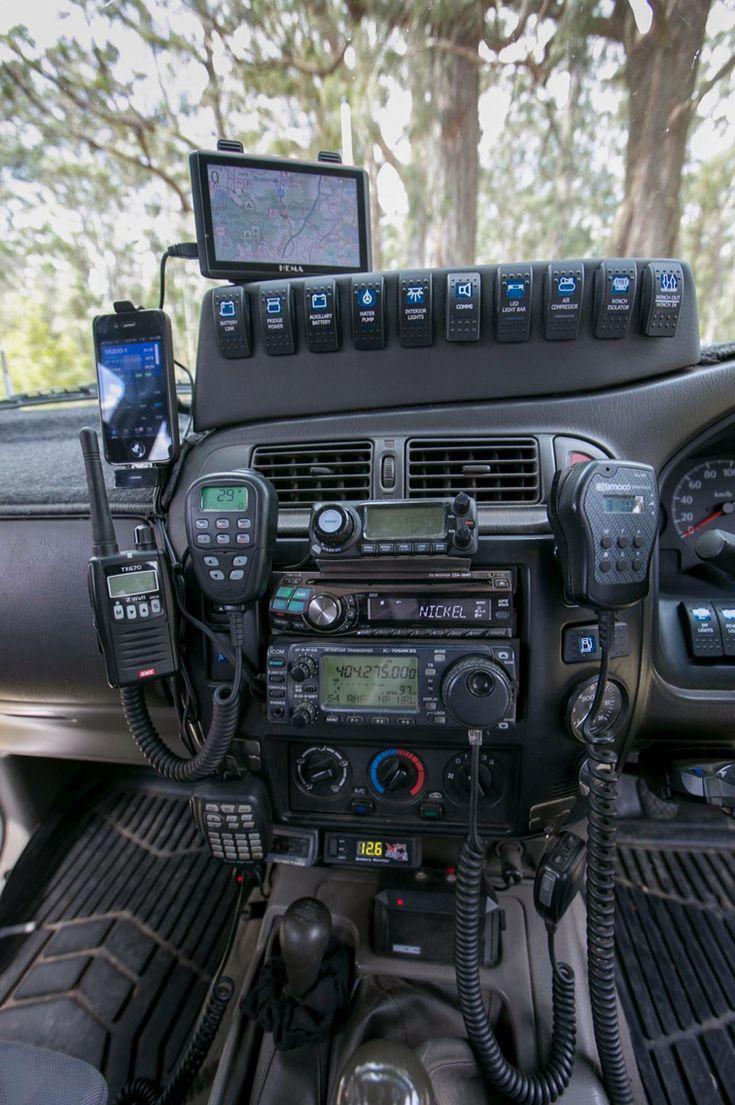 Diesel Jeep Wrangler >> Tech overload   Truck accessories, Truck mods, Tactical truck