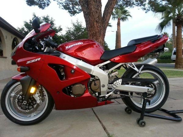 ZZR 600 Kawasaki Ninja / try for a season   Kawasaki ...