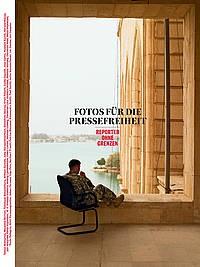 Der aktuelle Fotoband von Reporter ohne Grenzen