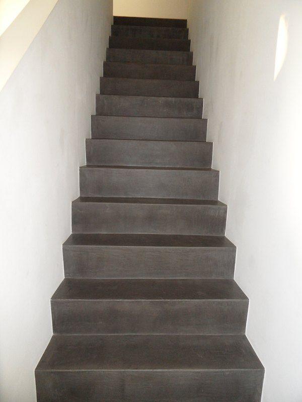 Mortex trappen - Texture Painting - Alle Mortex toepassingen en schilderwerken van een hoogwaardige kwaliteit