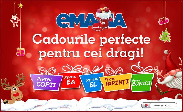 eMAG ne prezintă cele mai potrivite cadouri pentru Crăciun; LG G3 la 1.799 lei!  ► SPRE ARTICOL: http://mbls.ro/16ePE6Z ► SPRE REDUCERI: http://mbls.ro/13gnmb4  #reduceri #telefoane #tablete #emag #emagia