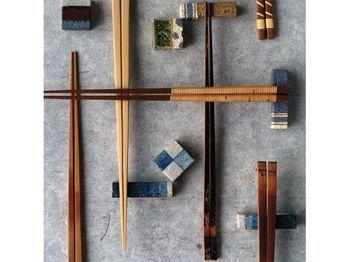 お箸は昔から縁起物と言われており、贈り物にもご自分用に、お箸とともに年を開けるのはとても気持ちがいいものですよね。