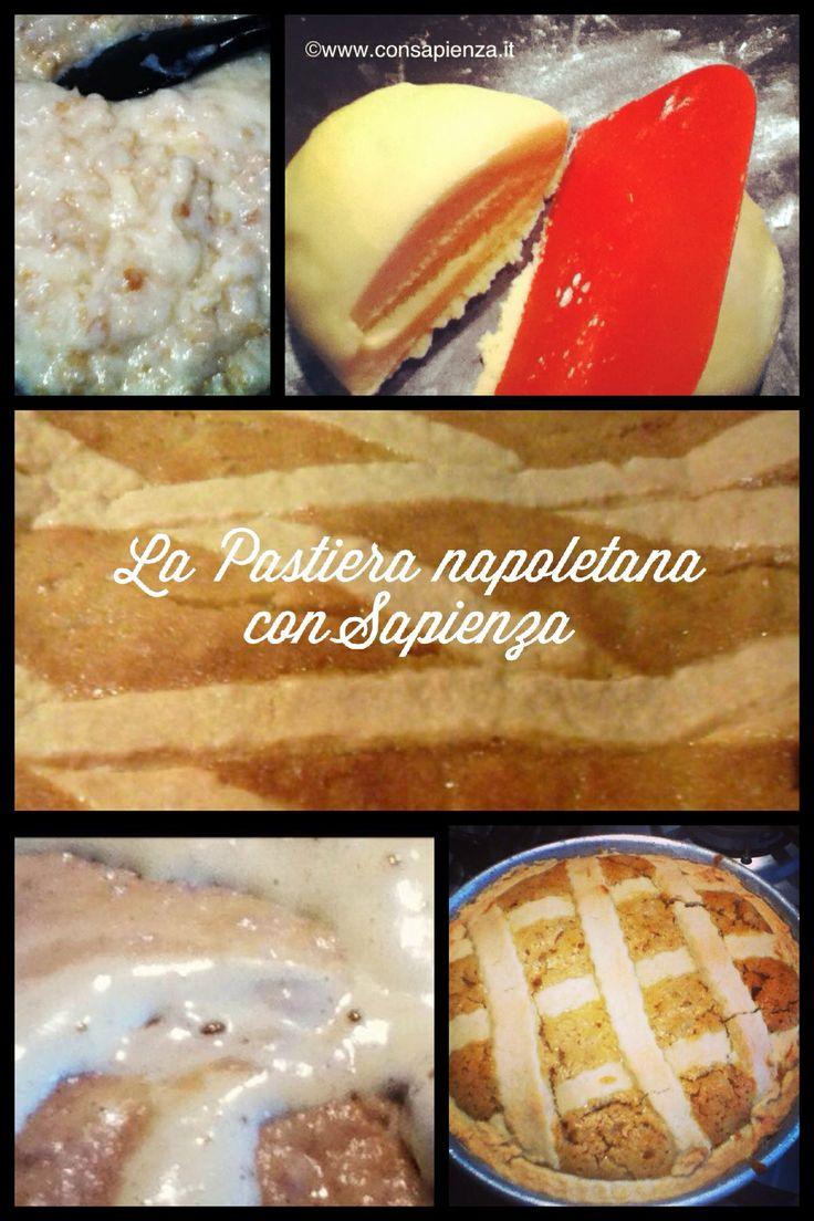 La Pastiera Napoletana #conSapienza