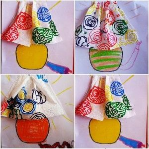 The 12 best lampshade craft idea for kids images on pinterest lampshade craft idea for kids mozeypictures Gallery