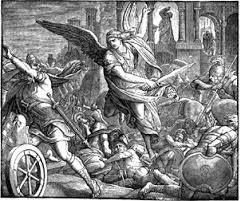 Gewinne deine Kämpfe auf deinen Knien.   – Biblical Art