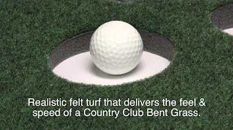 par 3 putting green - YouTube