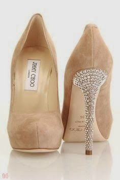 Now this is heel bling!