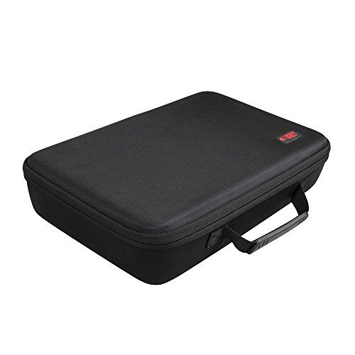 Hermitshell Extra Large Hard Case for C. A. H. Card Game. Fits the Main Game Fits up to 1950 Cards. - Card Game Sold Separately.