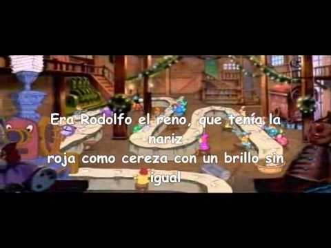Rodolfo el Reno - Navidad Para Niños
