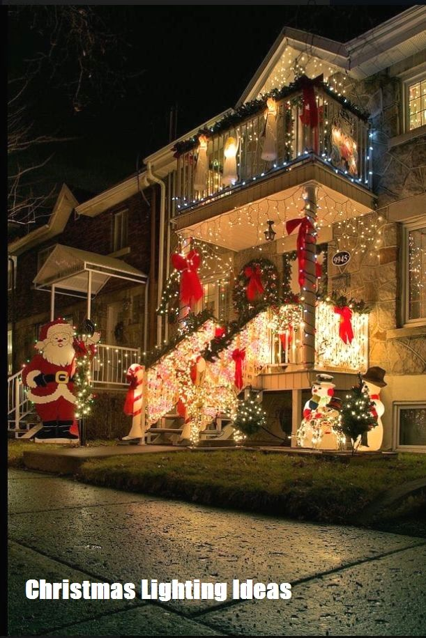 Christmas Light Installation Near Me