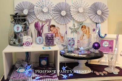 Fiesta temática de Violetta Disney/Popstars Party coming soon by Perfect Party