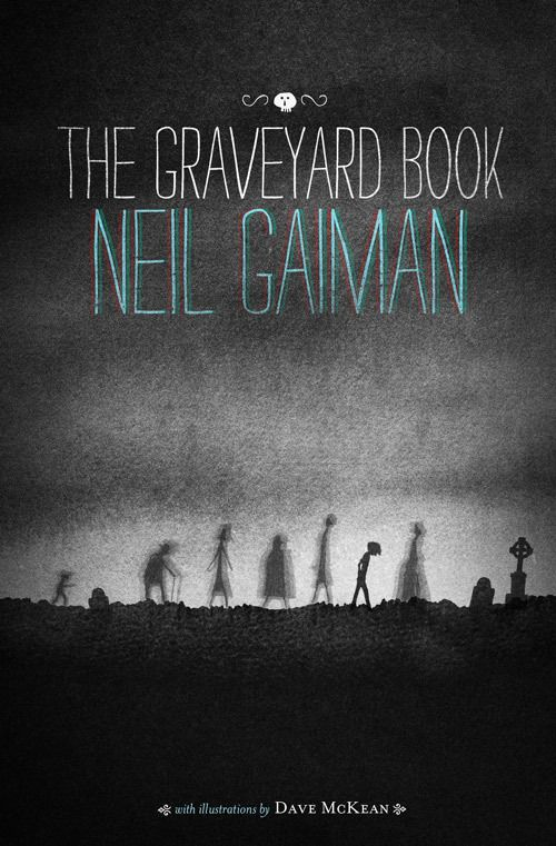 'The Graveyard Book' (Cover Redesign) by The Brothers Hilts