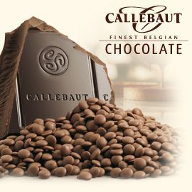 Callebaut - Finest Belgian Dark Chocolate  Delicious    http://www.consumersearch.com/baking-chocolate/callebaut-intense-dark-chocolate-l-60-40nv
