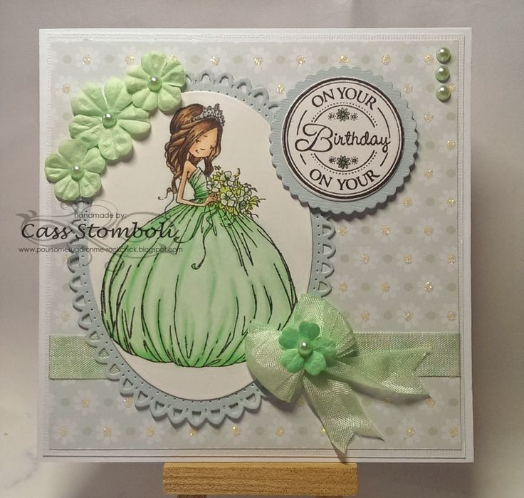 Pour Some Sugar On Me: Pretty Little Princess #SugarNellie #Scrapberry