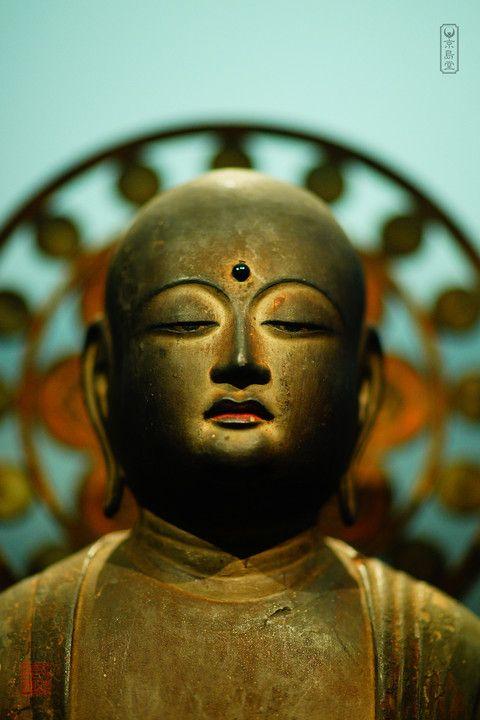 Jizo Bosatsu standing statue (Kamakura period 1185-1333), property of Tokyo National Museum, Japan 地蔵菩薩立像