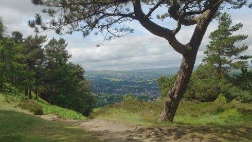 Ilkley Moor - Hangingstones Quarry #Ilkley