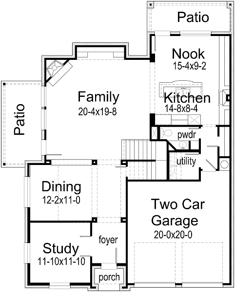 111 best House Plans images on Pinterest | Architecture, Home ...