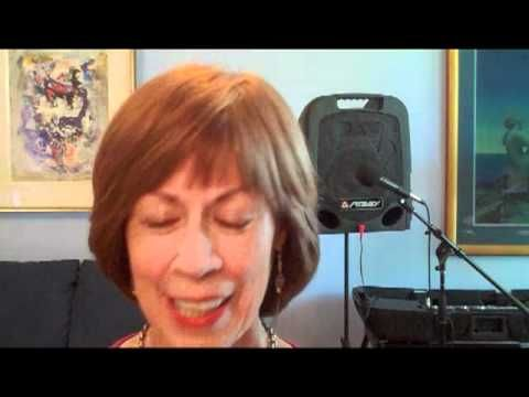 FREE SINGING TIP ON VIDEO! So many people ask me about how to sing high notes more easily. Here is a free video that will walk you through how I approach high notes with my students. I hope you enjoy it!  Barbara Lewis - Sing High Notes! SINGING AFTER FORTY! SINGING LESSON