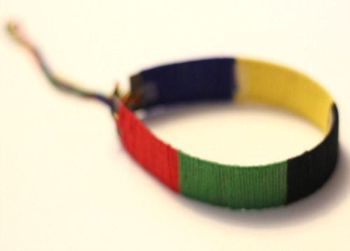 Olympic Friendship Bracelets
