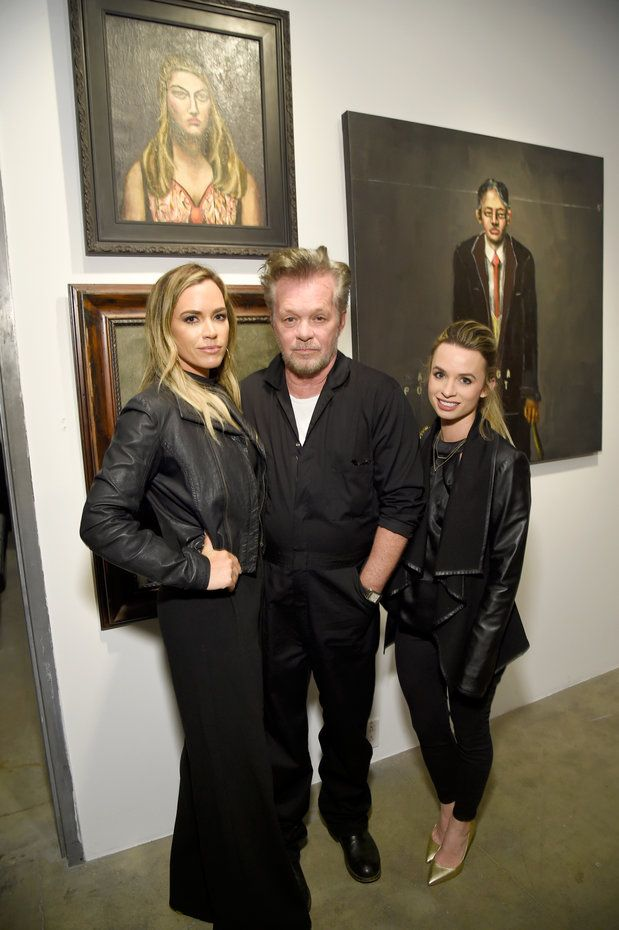 Teddi Mellencamp Arroyave Stepped Out to Celebrate Her Dad ...