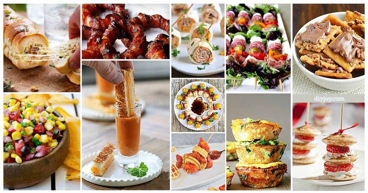 Looking for DIY party food ideas for something fabulously impressive, yet easy to make? Check out our list of best party food ideas for serving appetizers, drinks even full meals to a group. Fun ideas for bite sized snacks, clever ways to serve hors d'ouveres, food on a stick, drink recipes you