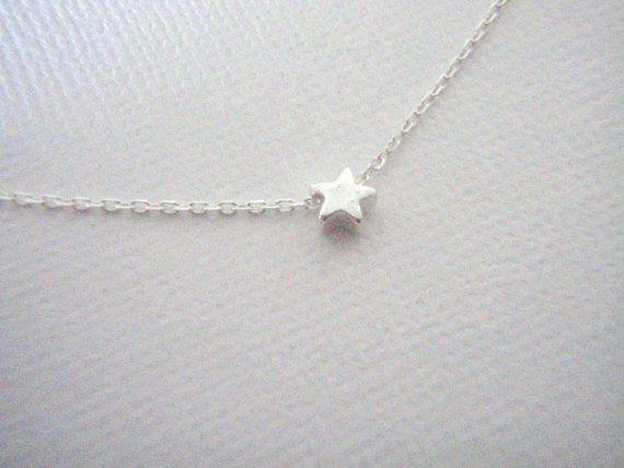 Teeny Tiny Star Necklace