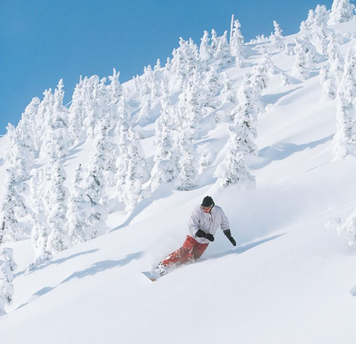 Snowboarding - The Top 10 Places to Snowboard