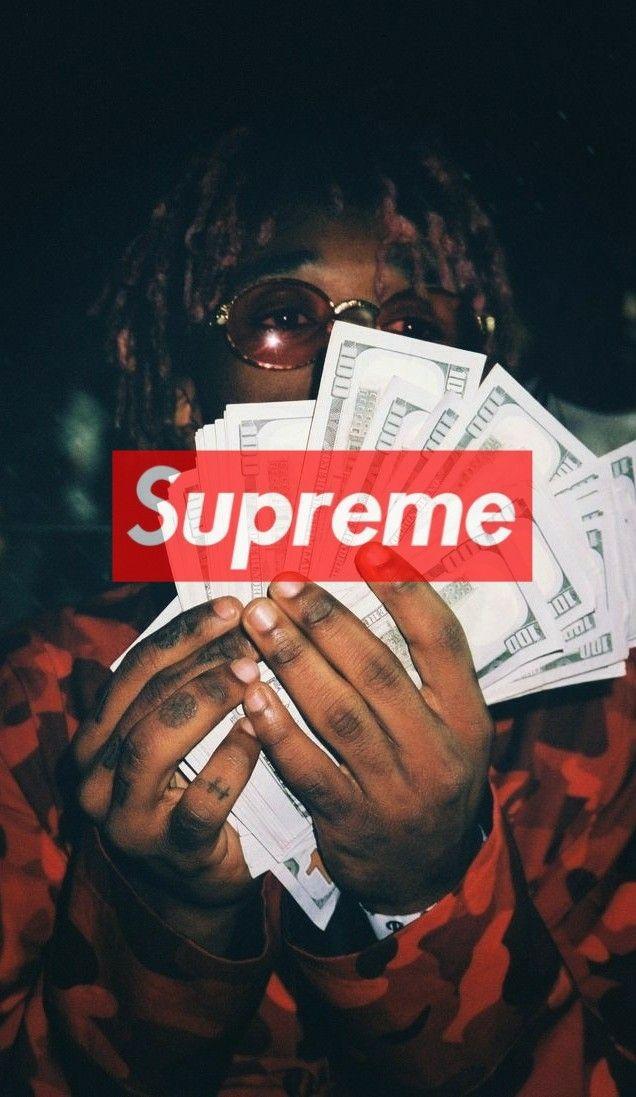 Supreme Money Supreme Wallpaper Money Wallpaper Iphone Hypebeast Wallpaper
