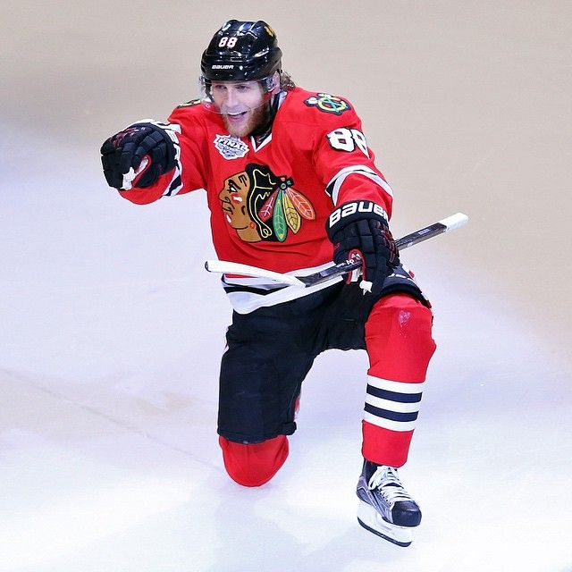 THE CHICAGO BLACKHAWKS ARE STANLEY CUP CHAMPS!