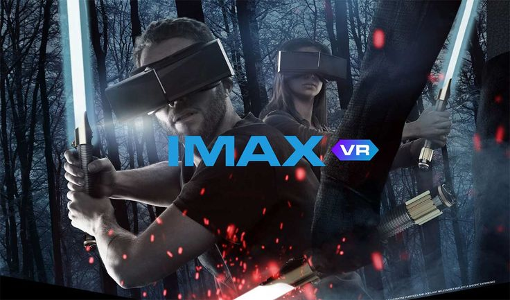 iMAX Los Angeles Experience Centre