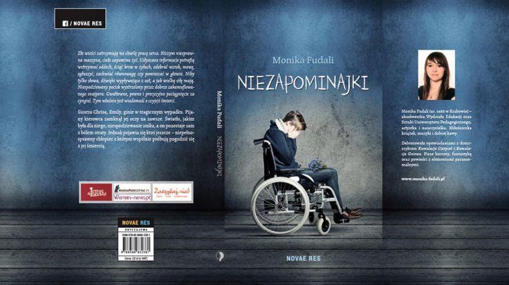 """Jest nam niezmiernie miło poinformować, że objęliśmy patronatem książkę """"Niezapominajki"""" Moniki Fudali - powieść obyczajową na temat cierpienia po stracie bliskiej osoby.   http://moznaprzeczytac.pl/niezapominajki-patronat-moznaprzeczytac-pl/"""