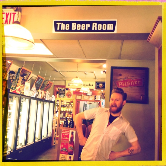 The incredible beer selection at Brewery Creek Liquor Store(3045 Main Street)