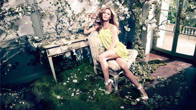 Ванесса Паради в рекламе H