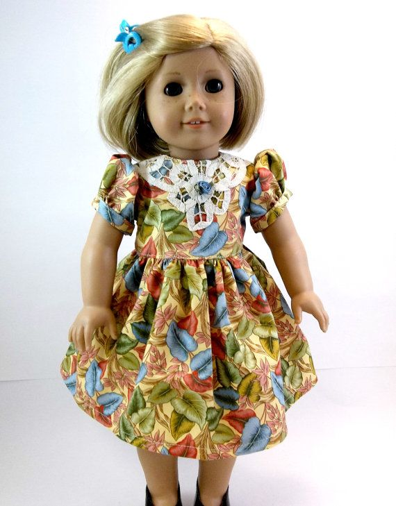 18 inch Doll Clothes American Girl Doll by snowflakeboutique, $18.00