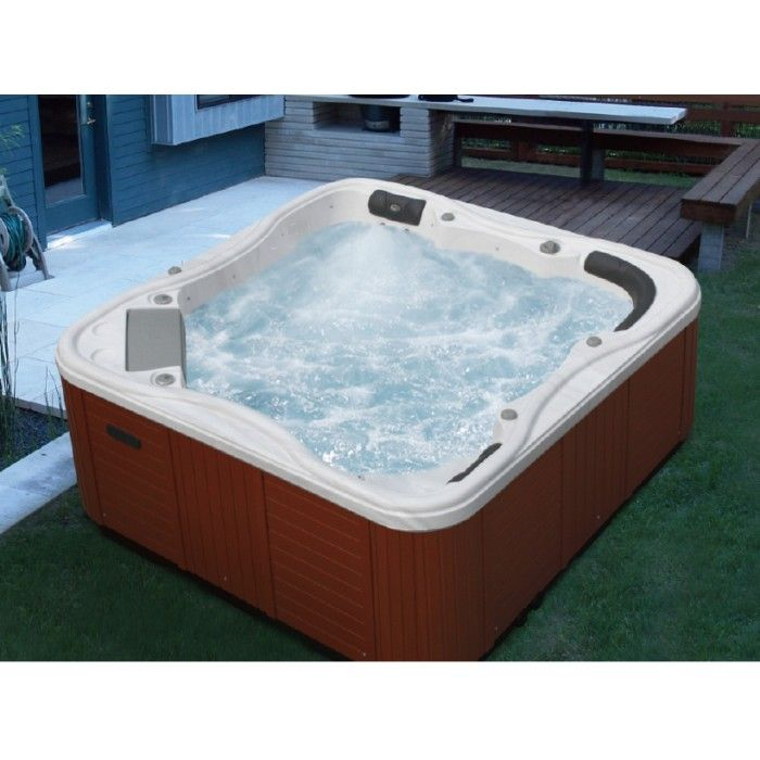 СПА бассейн Indiana (Индиана) Jazzi Pool 338K-2 http://aquapooll.ru/spa-basseiny-jazzi-pool-indiana-338k-2