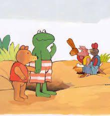 kikker en zijn vriendjes - Google zoeken