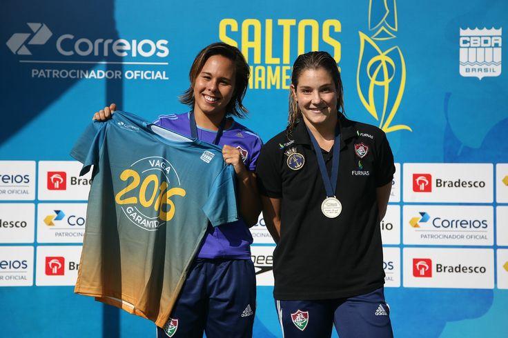 Juliana/Tammy e Hugo/Jackson garantem vaga nos Jogos Rio 2016   #globoesporte