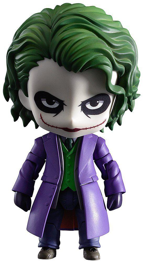 Nendoroid Dark Knight Joker Villains Edition Action Figure [Japan import]: Amazon.fr: Jeux et Jouets